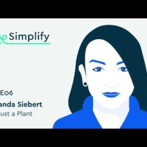 Amanda Siebert Interview: The Surprising Health Benefits of Cannabis | Simplify Podcast