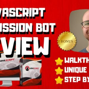 Javascript Commission Bot Review - 🚫WAIT🚫DON'T BUY JCB WITHOUT MY BONUSES 🔥