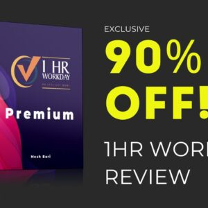 1HR Workday Review - EXCLUSIVE 90% OFF DISCOUNT