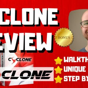 Cyclone Review - 🚫WAIT🚫DON'T BUY CYCLONE WITHOUT MY BONUSES 🔥