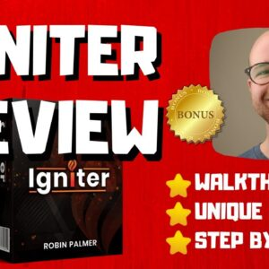 Igniter Review - 🚫WAIT🚫DON'T BUY IGNITER WITHOUT MY BONUSES 🔥