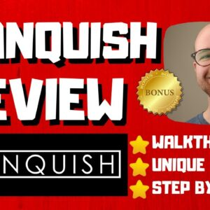 Vanquish Review - 🚫WAIT🚫DON'T BUY VANQUISH WITHOUT MY BONUSES 🔥