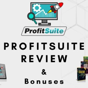 ProfitSuite Review 📌 ProfitSuite Review & Demo 📌 Rare Bonus! 📌