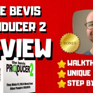 The Bevis Producer 2 Review - 🚫WAIT🚫DON'T BUY THE BEVIS PRODUCER 2 WITHOUT MY BONUSES 🔥