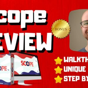 Scope Review - 🚫WAIT🚫DON'T BUY SCOPE WITHOUT MY BONUSES 🔥