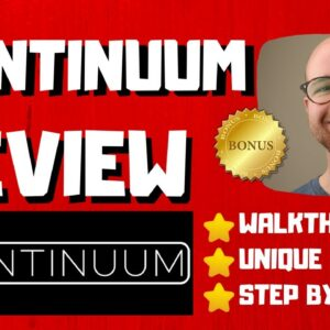 Continuum Review - 🚫WAIT🚫DON'T BUY CONTINUUM WITHOUT MY BONUSES 🔥