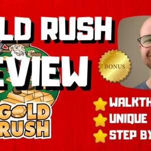 Gold Rush Review - 🚫WAIT🚫DON'T BUY GOLD RUSH WITHOUT MY BONUSES 🔥