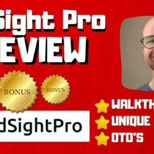 AdSight Pro Review - 🚫WAIT🚫DON'T BUY ADSIGHT PRO WITHOUT MY BONUSES 🔥