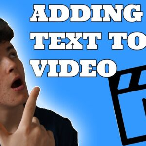 Add text to video online in 3 easy steps