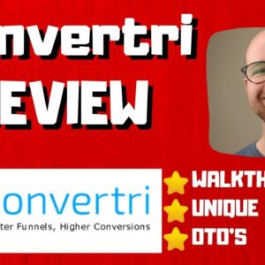 Convertri 2019 Review - 🚫WAIT🚫DON'T BUY CONVERTRI 2019 WITHOUT MY BONUSES 🔥
