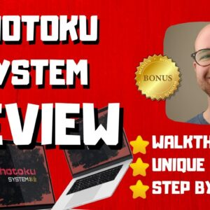 Shotoku System Review - 🚫WAIT🚫DON'T BUY SHOTOKU SYSTEM WITHOUT MY BONUSES 🔥