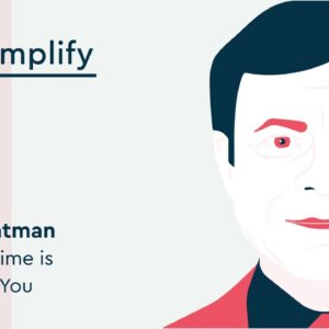 Alan Lightman Interview: How to Procrastinate Better | Simplify Podcast