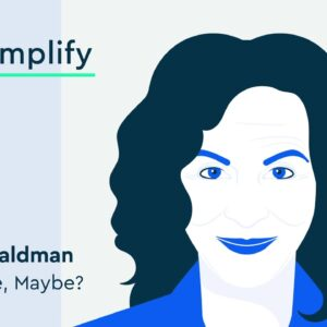 Ayelet Waldman Interview: How Microdosing Might Help Mental Health | Simplify Podcast