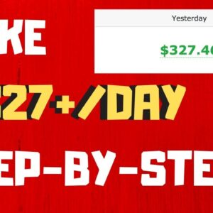 Affiliate Marketing For Beginners, Make $300+ Per Day [Step By Step] 🔥