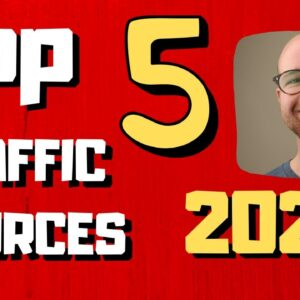 Best Affiliate Marketing Traffic Sources Of 2020 - FREE & PAID