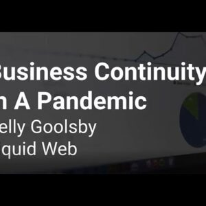 Business Continuity During a Pandemic: On-Demand Webinar