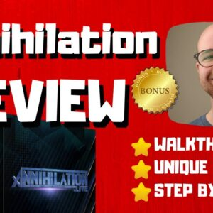 Annihilation Review - 🚫WAIT🚫DON'T BUY ANNIHILATION WITHOUT MY BONUSES 🔥