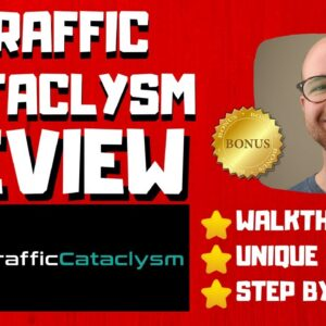 Traffic Cataclysm Review - 🚫WAIT🚫DON'T BUY WITHOUT WATCHING THIS DEMO FIRST🔥