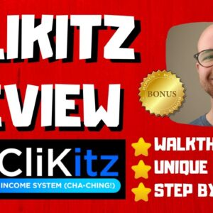 Clikitz Review - 🚫WAIT🚫DON'T BUY WITHOUT WATCHING THIS DEMO FIRST🔥