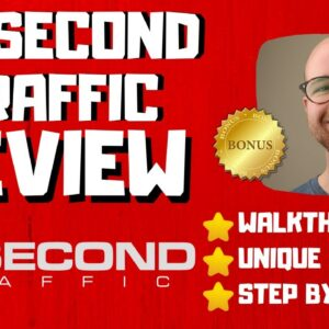 60 Second Traffic Review - 🚫WAIT🚫DON'T BUY WITHOUT WATCHING THIS DEMO FIRST🔥