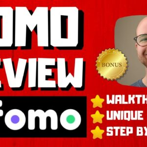FOMO Review - 🚫WAIT🚫DON'T BUY WITHOUT WATCHING THIS DEMO FIRST🔥