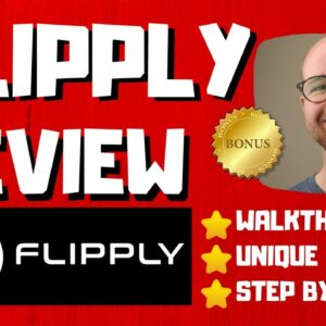 Flipply Review - 🚫WAIT🚫DON'T BUY WITHOUT WATCHING THIS DEMO FIRST🔥