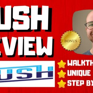 Rush Review - 🚫WAIT🚫DON'T BUY WITHOUT WATCHING THIS DEMO FIRST🔥