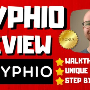 Gyphio Review - 🚫WAIT🚫DON'T BUY WITHOUT WATCHING THIS DEMO FIRST🔥