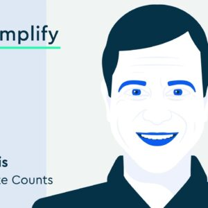 Dan Harris Interview: How to Meditate in One Minute | Simplify Podcast