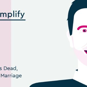 Eli Finkel Interview: How to be Married | Simplify Podcast