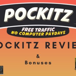 Pockitz Review 📌 Pockitz Honest Review & Bonuses 📌 Make Money From Your Phone 2020 With Pockitz 📌