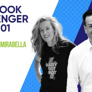 Facebook messenger bots 101 with Kelly Noble Mirabella