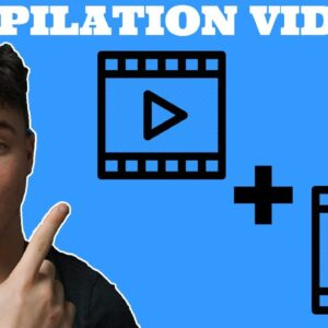 How to compile a video- super easy tutorial to make compilation videos