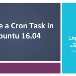 How to Create a Cron Task in Ubuntu