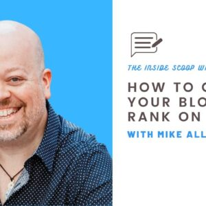 How to Get Your Blogs to Rank on Google