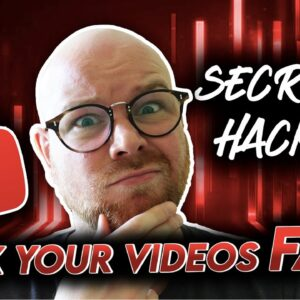 How To Rank Your Videos Fast SECRET HACK   Rank On First Page Of YouTube