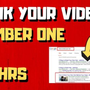 How To Rank Your Videos Higher In 24 Hours - FULL WALKTHROUGH & PROOF
