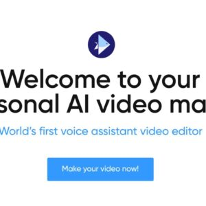 Introducing The World's First Voice Assistant Video Editor - IVA