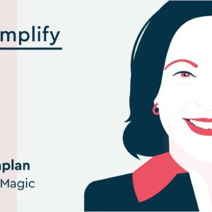 Janice Kaplan Interview: How to be Lucky | Simplify Podcast