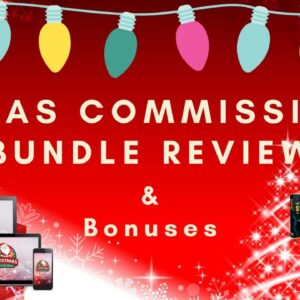 XMas Commission Bundle Review 📌 XMas Commission Bundle Review & Demo 📌 Huge Extra Bonus Bundle 📌