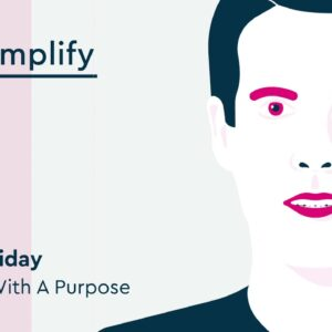 Ryan Holiday Interview: How to Find a Personal Philosophy | Simplify Podcast