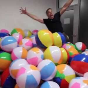 Office Prank - Epic Ball Pit