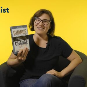 """Book recommendation: """"Change the Culture, Change the Game"""" 