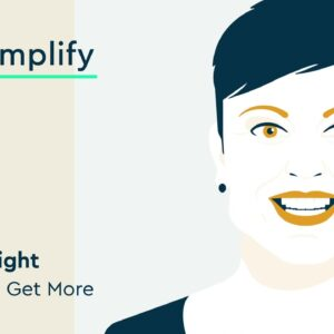 Sarah Knight Interview: How To Care Less and Get More | Simplify Podcast