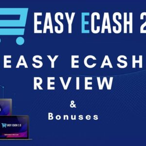 EASY eCash Review 📌 EASY eCash Review & Demo 📌 Secret Bonuses In Video 📌