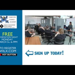 Computer Science Academy - Computer Science Training for High School Students