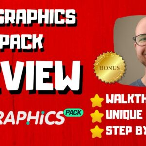 3D Graphics Pack Review - 🚫WAIT🚫DON'T BUY 3D GRAPHICS PACK WITHOUT MY BONUSES 🔥