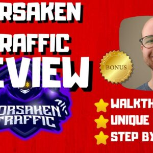 Forsaken Traffic Review - 🚫WAIT🚫DON'T BUY FORSAKEN TRAFFIC WITHOUT MY BONUSES 🔥