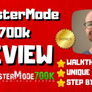 Monster Mode 700k Review - 🚫WAIT🚫DON'T BUY MONSTERMODE 700K WITHOUT MY BONUSES 🔥