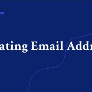 Updating Account Email Address